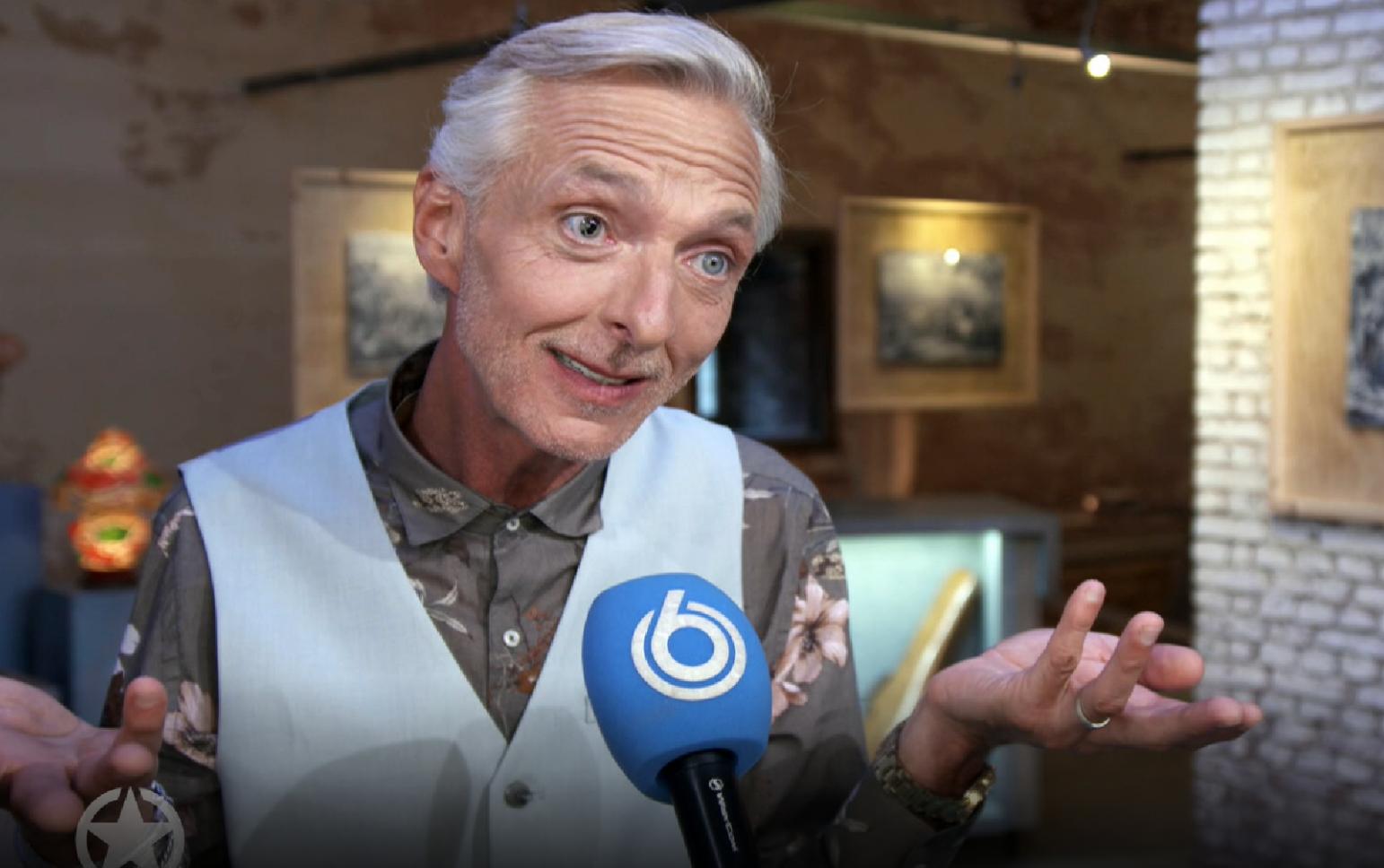 Oorlog: Martien Meiland Weigert Frank & Rogier In Kasteel