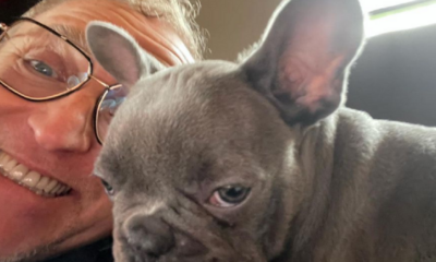 Gordon en hond Toto