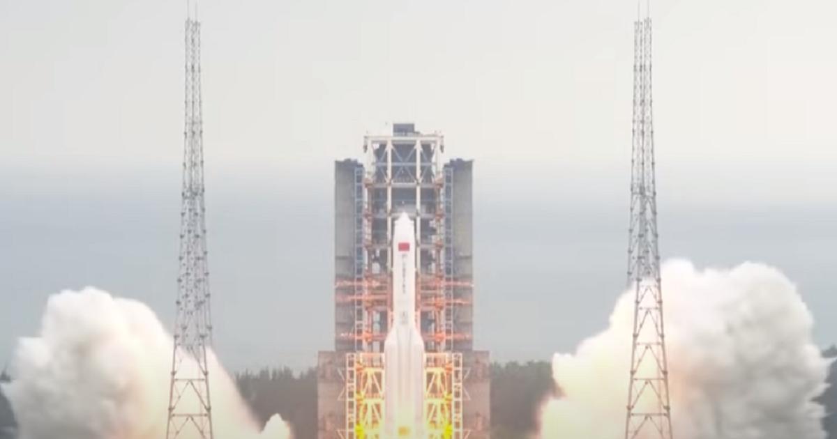 Chinese raket